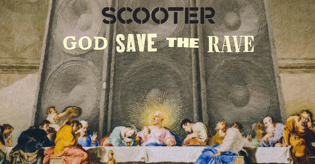 "God Save The Rave"": Scooter veröffentlichen ihr 20. Studioalbum am 16. April 2021"